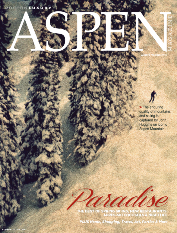 Check Us Out In Aspen Magazine