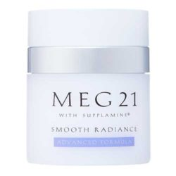 MEG 21 with Supplamine. Smooth Radiance Advanced