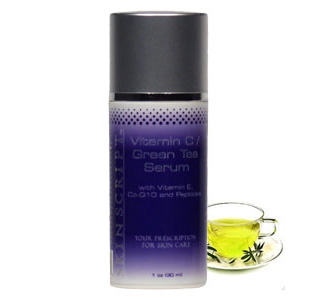 Vitamin C and Green Tea Serum