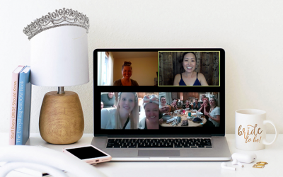 Quarantined During Wedding Season? Try Heaven On Earth's Virtual Facial Shower And Bachelorette Party Ideas