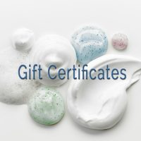 All Gift Certificates