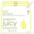 Juicy Bamboo Natural Cleansing Cloths