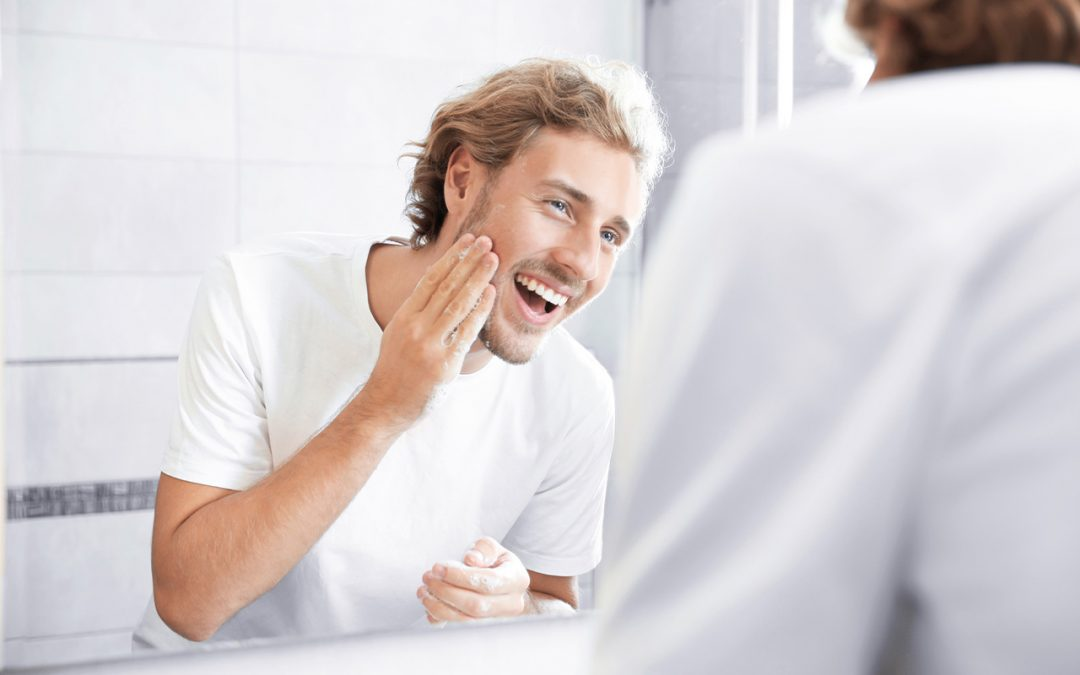 The Men's Skincare Guide Every Man Needs