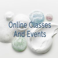 Online Classes and Events