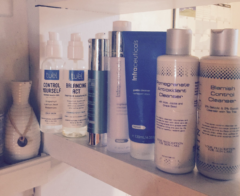 photo of cleansers